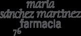 Farmacia María Sánchez